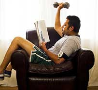 Active Couch Potato - Preventive Medicine in Hurst, TX