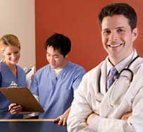 Internal Medicine Doctor in Hurst, TX