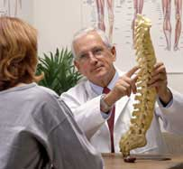 Non-Invasive Scoliosis Treatment in Hurst, TX