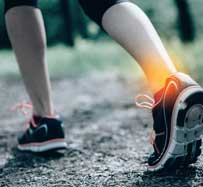 Ankle pain treatment in Hurst, TX