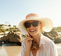 Natural Sun Protection | Holistic Dermatologist Hurst