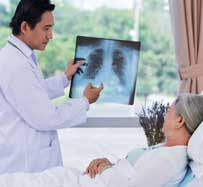 Pneumonia treatment in Cambridge, OH