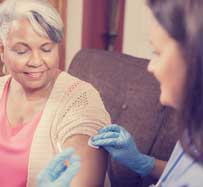 Shingles Vaccine For Herpes Zoster Prevention in Wichita Falls, TX