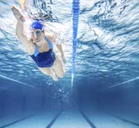 Swimming for Weight Loss in Sugar Land, TX