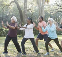 Tai Chi for Seniors | Frackville, PA