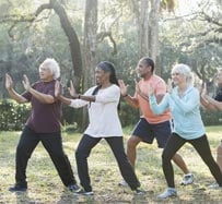 Tai Chi for Seniors | Cambridge, OH