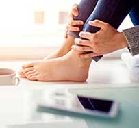 Flat Feet & Fallen Arches Treatment in Hurst, TX